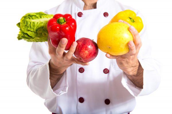 Kaip valgyti daugiau vaisių ir daržovių