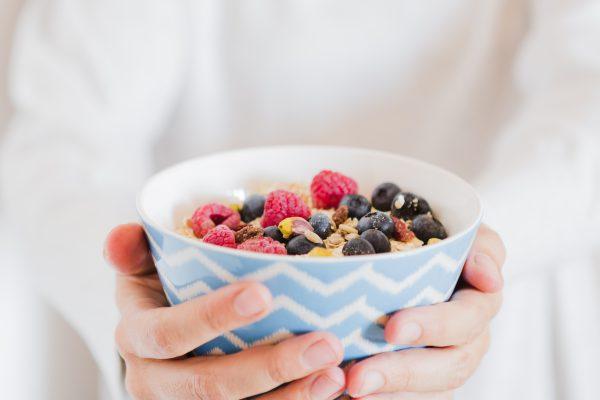 Intuityvus valgymas pusryčiai