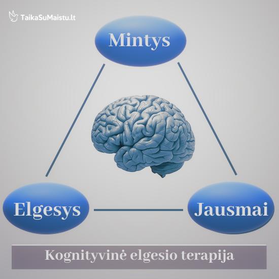 Kognityvinė elgesio terapija